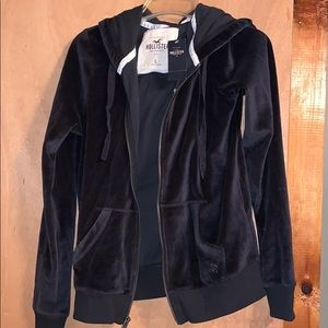 NWT Hollister Zip Up Jacket